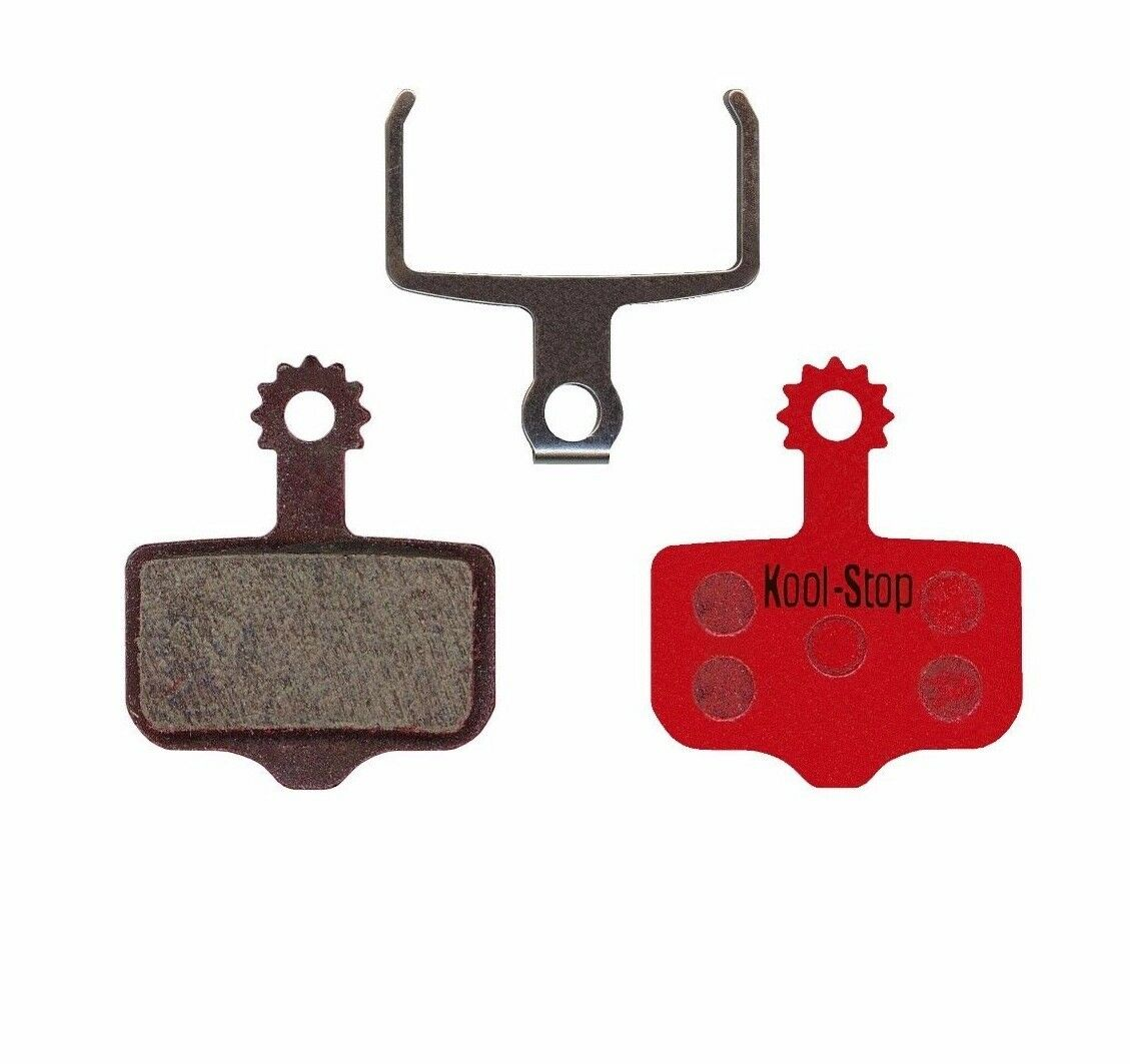Kool Stop Disc Brake Pads Avid Elixir,Sram XX,X0,X9,X.0,X.9,Organic KS-D296A