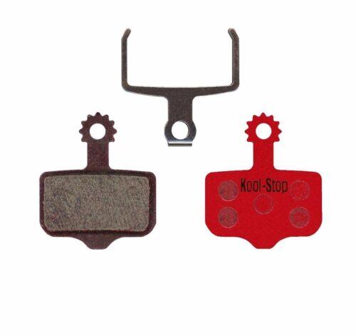 KS-D296 Organic Compound Kool Stop Avid // SRAM Elixir Disc Brake Pads