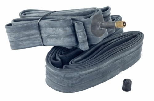 2,125 valve schrader de FREE P/&P Nouveau DEESTONE innertube twin-pack 18 x 1,9