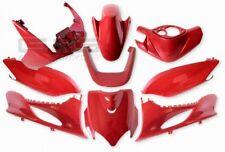Verkleidung Verkleidungsset Verkleidungsteile Rot für MBK Mach G Yamaha Jog R RR