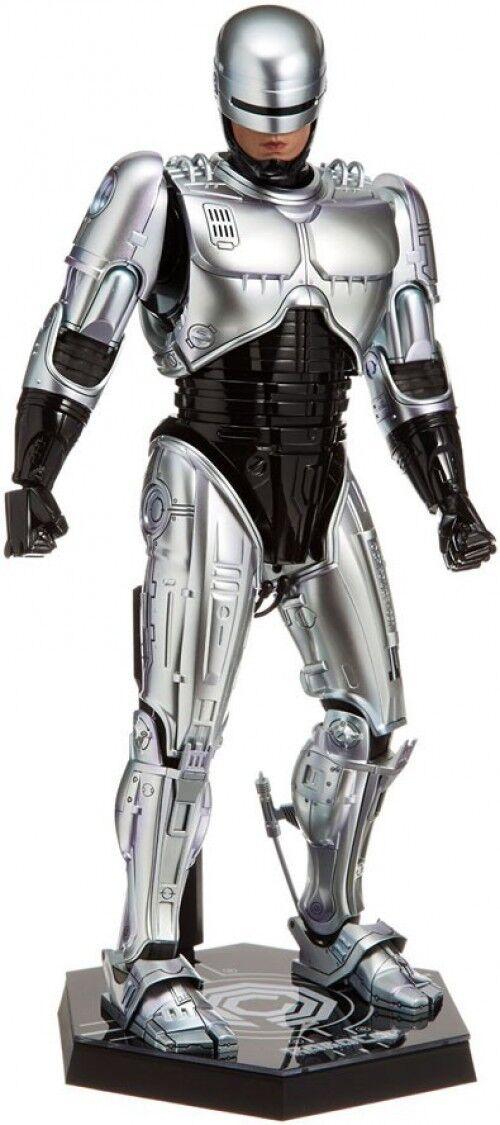 Movie Masterpiece Diecast Robocop Figura De Colección