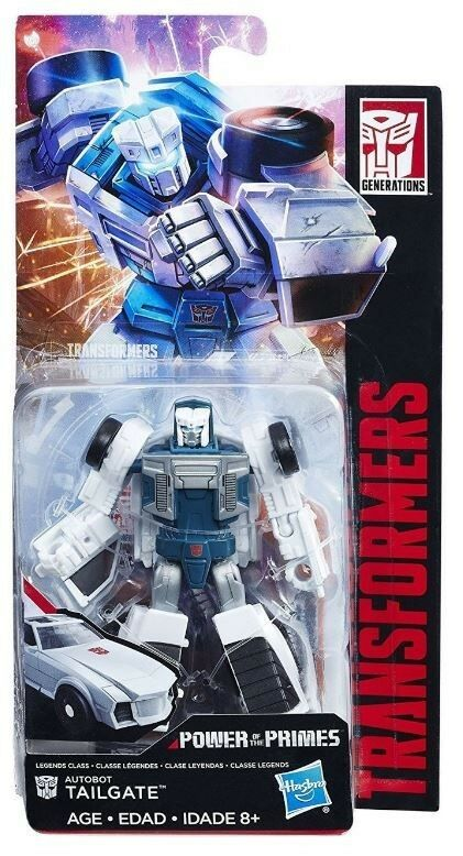 Transformers Generations Power of the Primes Legends Tailgate Hasbro