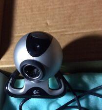 Logitech Quickcam Pro 4000 Web Cam For Sale Online Ebay