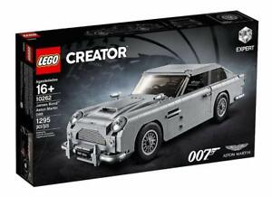 Lego Creator Expert 10262 James Bond Aston Martin Db5 New And Boxed Ebay