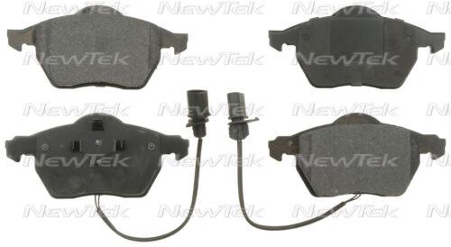 SMD840 FRONT Semi-Metallic Brake Pads Fits 00-04 Audi A6