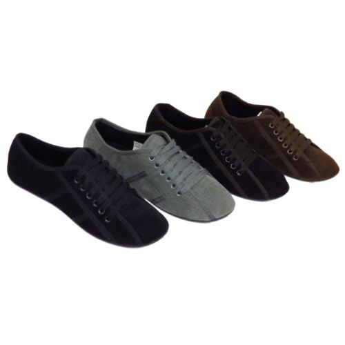 Brown Ladies Trainer Lace Comfort Flat Grey Shoes Black up Sizes 3 Pumps 8 Navy IIwr5
