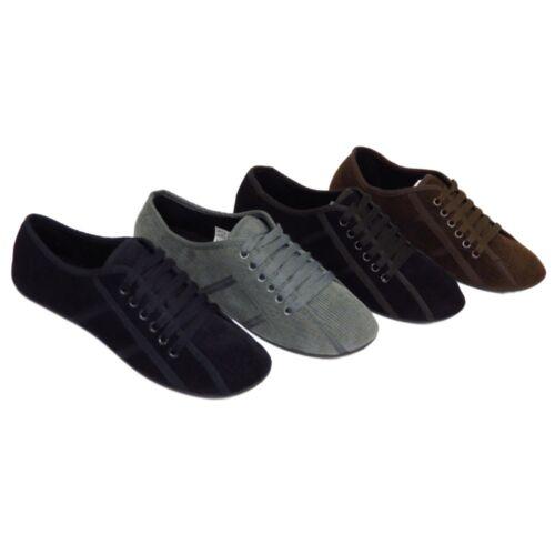 Lace Shoes Trainer Pumps 8 Grey Comfort Flat Brown Sizes up 3 Navy Ladies Black wvfqUqI