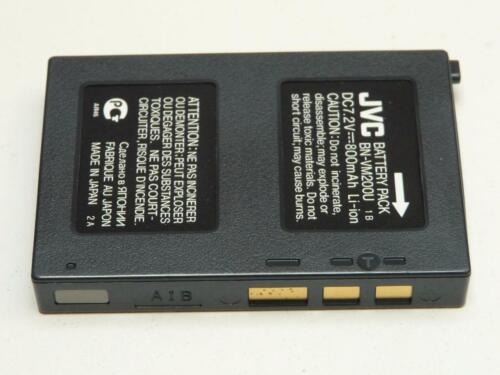 JVC Everio GZ-MC100 GZ-MC200 BN-VM200U 800mAh Batería Original LY34416-001B