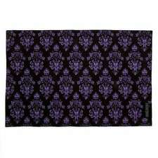 Disney Parks Haunted Mansion Reversable Wallpaper Placemat 2 Designs New W/Tags