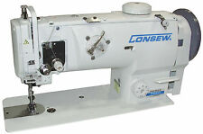 Consew P1541S-CC Walking Foot with 3/4HP Servo Motor w/ knock down stand- 206RB5
