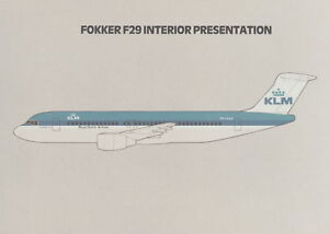 FOKKER-F-29-INTERIOR-PRESENTATION-amp-EXECUTIVE-SUMMARY