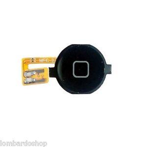Plano-Flexible-con-Piu-039-Tecla-Inicio-Cursor-para-IPHONE-3G-3GS-Montado-Negro