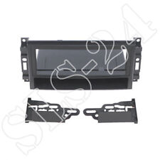 Dodge Dakota RAM Nitro Magnum Caliber 08-10 auto radio diafragma instalación marco 1-din