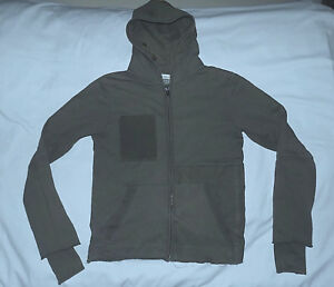 f649b6d5b Image is loading NICE-COLLECTIVE-100-Cotton-Patchwork-Hoodie-Size-Large-