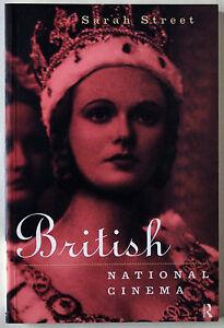 BRITISH NATIONAL CINEMA  CINEMA STUDIES  SARAH STREET  ROUTLEDGE PBK  1997 - <span itemprop=availableAtOrFrom> London, United Kingdom</span> - BRITISH NATIONAL CINEMA  CINEMA STUDIES  SARAH STREET  ROUTLEDGE PBK  1997 -  London, United Kingdom