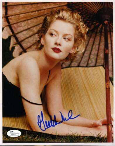 GRETCHEN MOL SIGNED JSA CERTIFIED 8X10 PHOTO AUTHENTICATED AUTOGRAPH