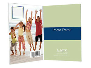 Bent-Acrylic-Picture-Frame-5x7-Double-Vertical-Same-Shipping-Any-Qty