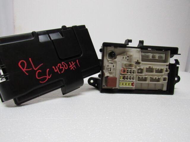 2002-2008 LEXUS SC430 FUSE RELAY JUNCTION BOX OEM 82670-24092 for sale  onlineeBay