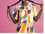thumbnail 10 - ⭕️ NEW  Exclusive Gorman x Katie Eraser Printed Tiered Dress  14.