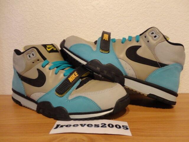 2006 Nike Air Trainer 1 SB BAMBOO Sz 10.5  100% Authentic Jordan Dunk Retro