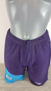 Coolmax-Femme-Saucony-Aquashort-Multisport-Short-Taille-UK-14-L-Violet-B222-30