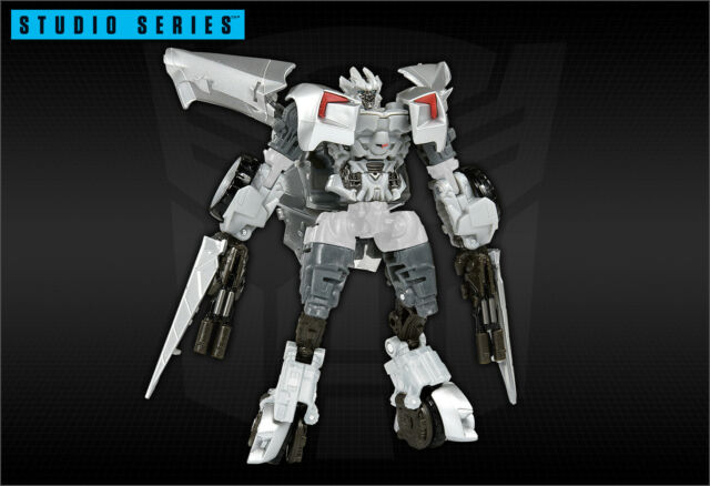 Action Figures Transformers Studio Series 29 Deluxe Class Dark Of The Moon Toys