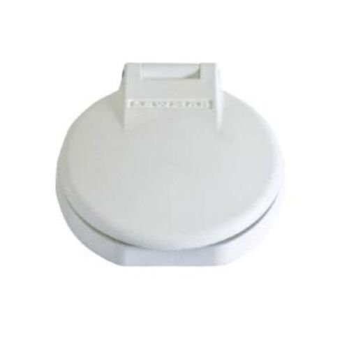 Lewmar 68000918 White Deck Foot Switch Down