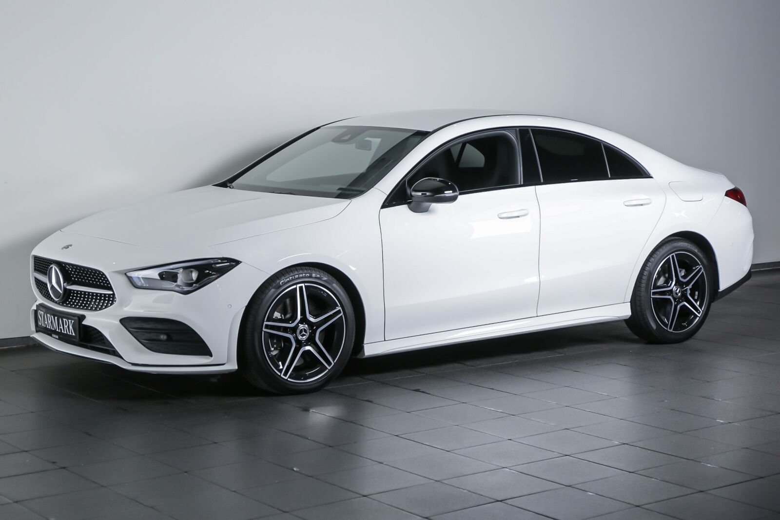 Mercedes-Benz CLA250 2,0 Advantage AMG aut.