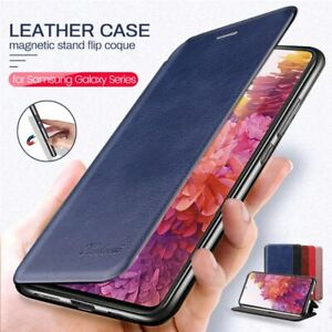 For-Samsung-S20-FE-Ultra-10-Plus-Wallet-Coque-Book-Stand-Flip-LeatherCase-Cover