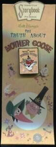 Disney-Catalog-Storybook-8-Mother-Goose-Hinged-Disney-Pin-21371