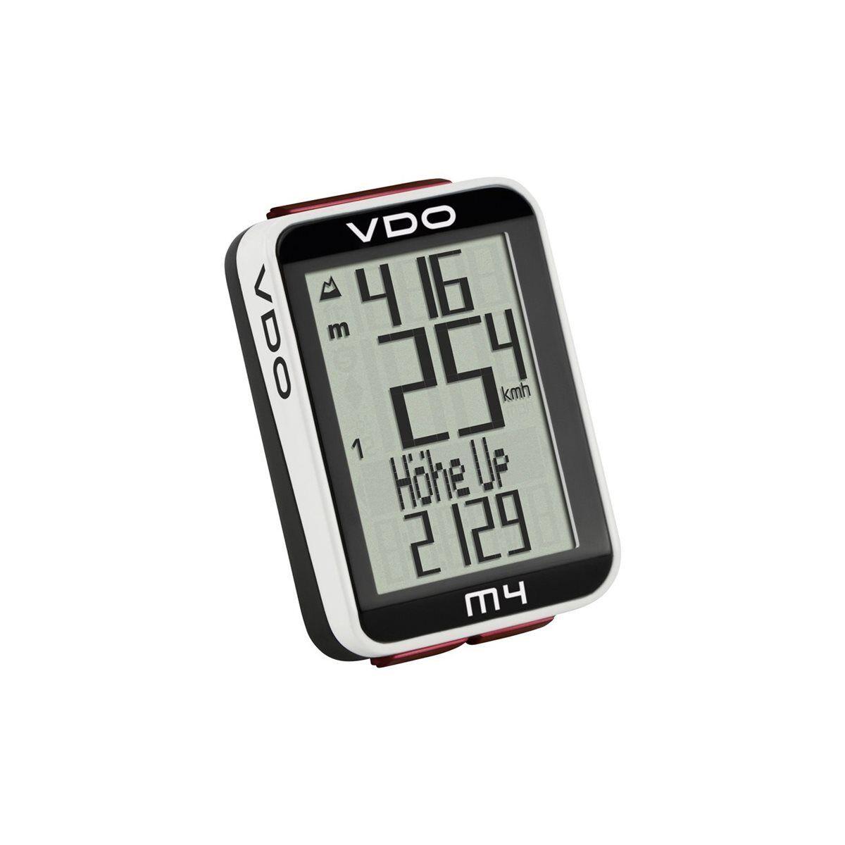 Cyclocomputer m4 wl  30041 VDO bike odometer  offering 100%