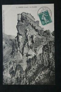Postcard-Antique-Corte-La-Citadel