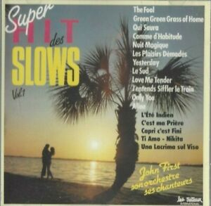 CD-SUPER-HIT-DES-SLOWS-JOHN-FIRST-ET-SON-ORCHESTRE-2692