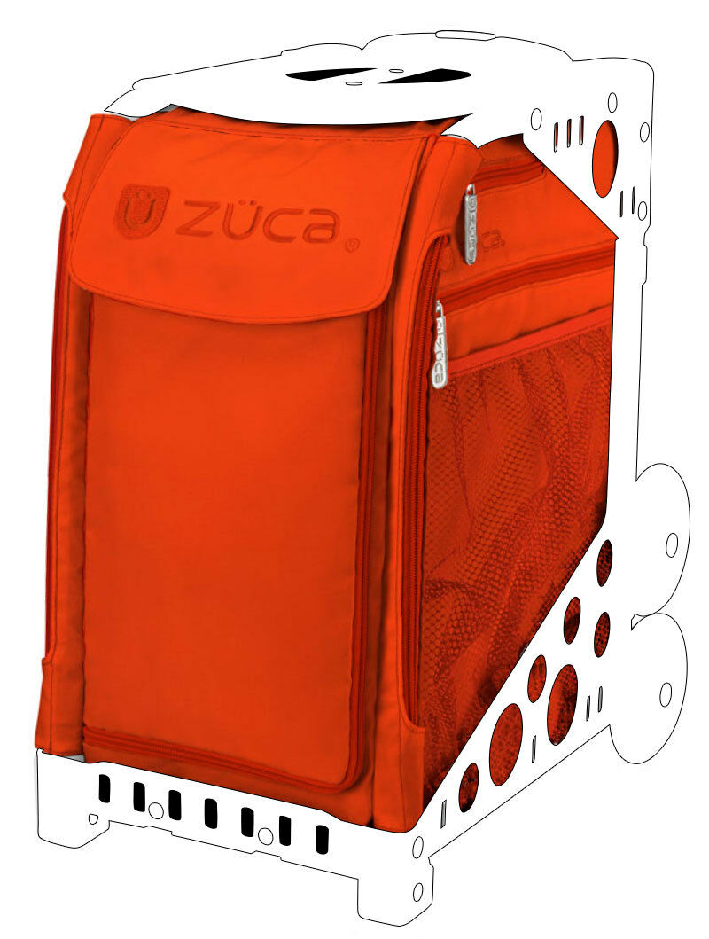 ZUCA Sports Insert Bag PERSIMMON - NEW - No Frame - FREE FAST Shipping