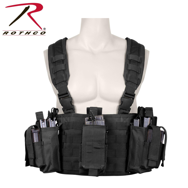 Redhco 67550   67551 Operators Tactical Chest Rig