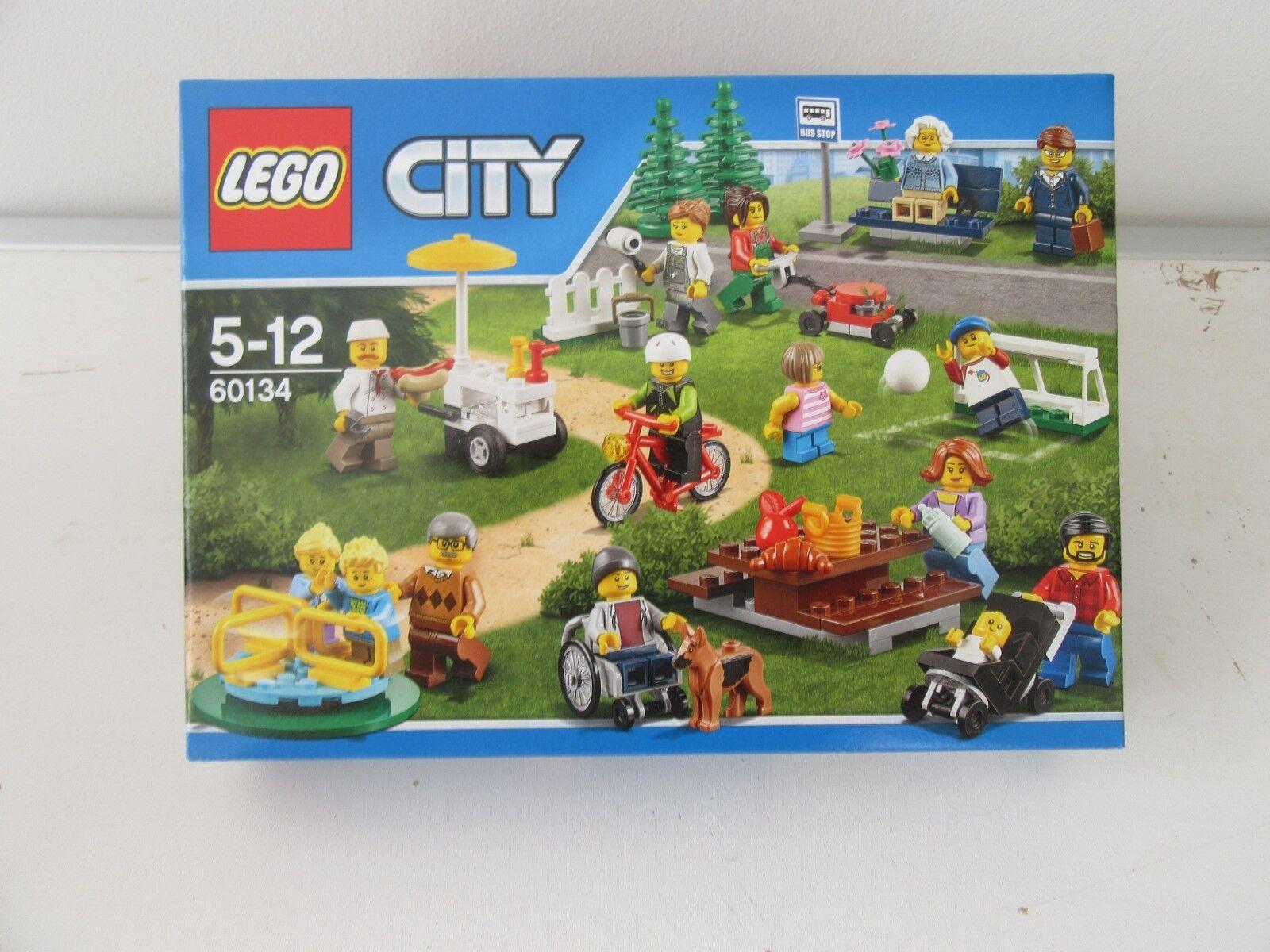 LEGO ® city 60134 60134 60134 Stadsbewonders. e63591