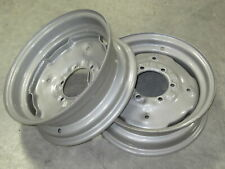 2 Wheel Rims 55x16 For Ih International 374 384 444 474 475 484 485 574 584 585