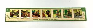 Vintage 1963 Kenner Give-A-Show Projector Slide #6 HOKEY WOLF in An Actor's Life