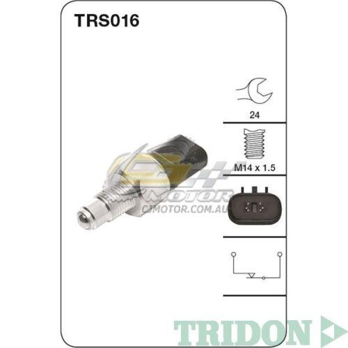 TRIDON REVERSE LIGHT SWITCH FOR Hyundai Getz 09//02-10//05 1.3L G4EA2 12V