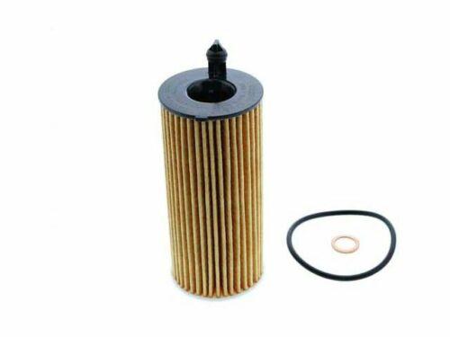 For 2018-2019 BMW 530e Oil Filter Kit Mahle 69949JF Oil Filter