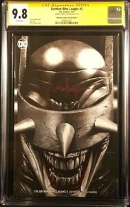 BATMAN-WHO-LAUGHS-5-CGC-SS-9-8-SUAYAN-SKETCH-VARIANT-GRIM-KNIGHT-JOKER-DC-COMIC