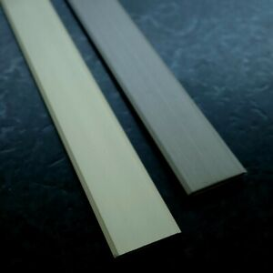 Übergangsprofil Aluminium Nr 441 SK, selbstklebend 90 cm flache Teppichschiene