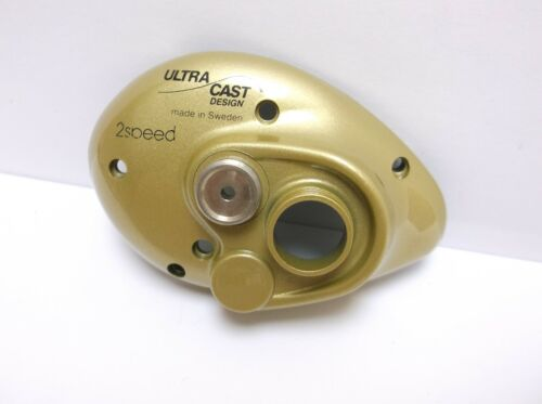 ABU GARCIA REEL PART 01-01 95431 Amb Gold Max 1 2-Speed - Right Side Plate