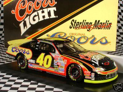 Sterling Marlin Coors Light 1999 Monte Carlo MIB