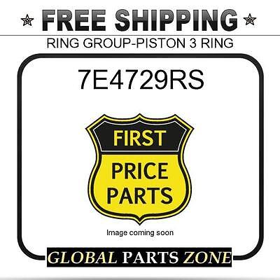 CAT 7E4729RS RING GROUP-PISTON 3 RING  fits Caterpillar
