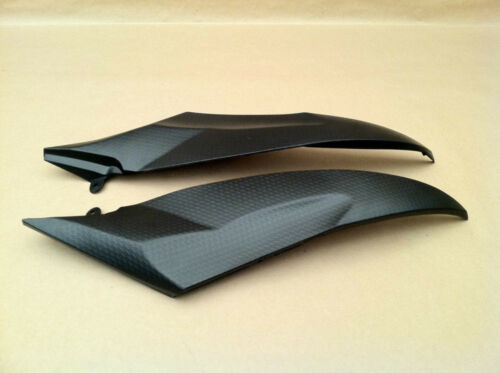 2006 2007 Yamaha R6 Gas Tank Side Trim Insert Cover Panel Guard Fairing Cowling