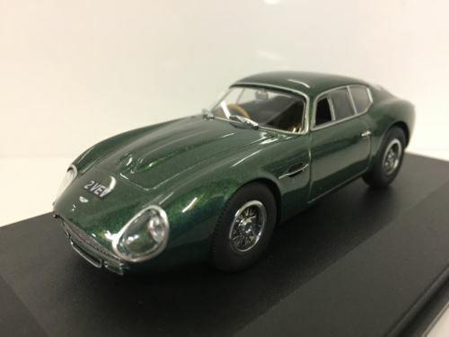 Oxford Amz001 1 43 Aston Martin Db4gt Zagato 1961 Metallic Green Günstig Kaufen Ebay