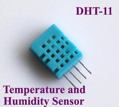 5X DHT11 DHT-11 Digital Sensor Feuchtigkeits Temperatursensor Deutsche Post