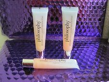 Item 2 PHILOSOPHY BUBBLY HIGH SHINE LIP GLOSSFULL SIZE TUBE CLEAR PRE