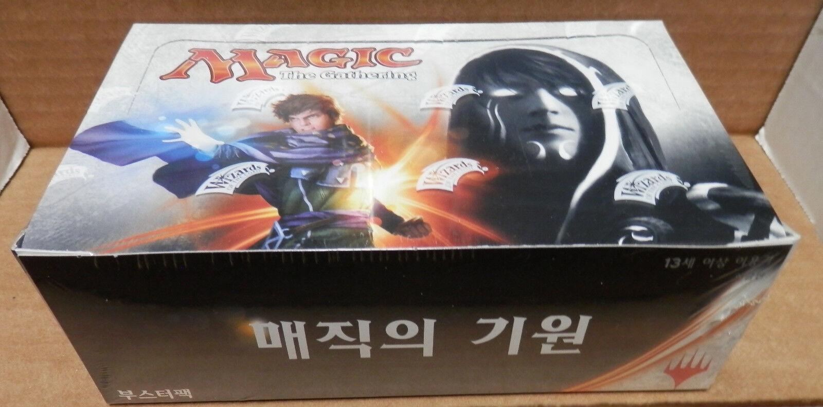 Magic the Gathering Origins Booster Box Korean Language